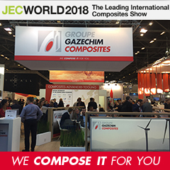 We were at JEC World 2018 in Paris